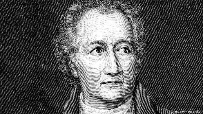 Johann Wolfgang von Goethe (Imago/imagebroker)