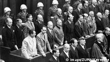 Nürnberger Prozess - Angeklagte