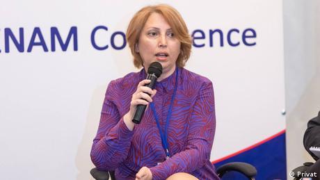 Portrait of Tamar Kintsurashvili