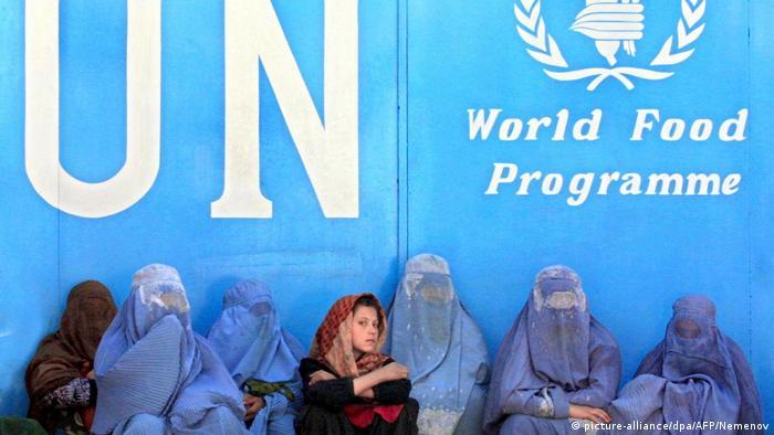 Afghanistan UN-Welternährungsprogramms (WFP) in Kabul