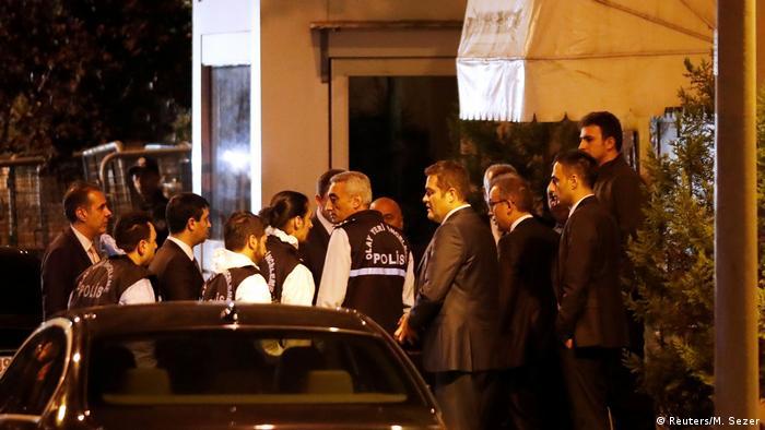 Турецькі слідчі провели обшук у приміщенні консульства Саудівської Аравії