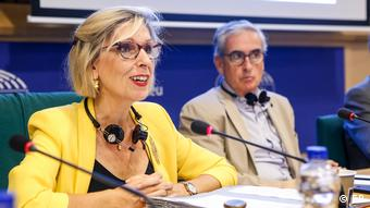 Beatriz Becerra, eurodiputada vicepresidenta de la Subcomisión de Derechos Humanos del Parlamento Europeo.