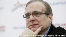 Paul Allen (picture-alliance/AP Photo/E. Thompson)
