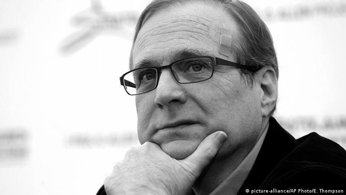 Morre Paul Allen, cofundador da Microsoft