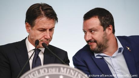 Ασκήσεις αισιοδοξίας από την ιταλική κυβέρνηση