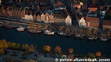 Deutschland BdT Herbst an der Ostsee
