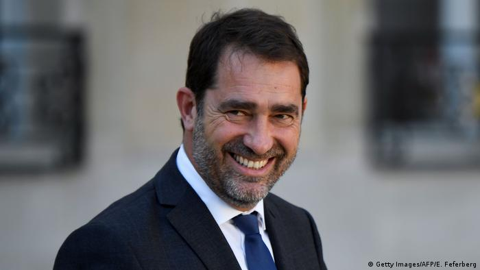 Christophe Castaner (Getty Images/AFP/E. Feferberg)