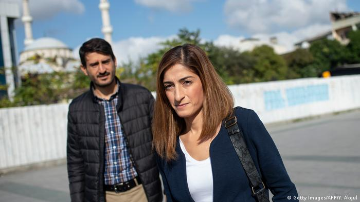 Türkei Istanbul Prozess gegen Mesale Tolu