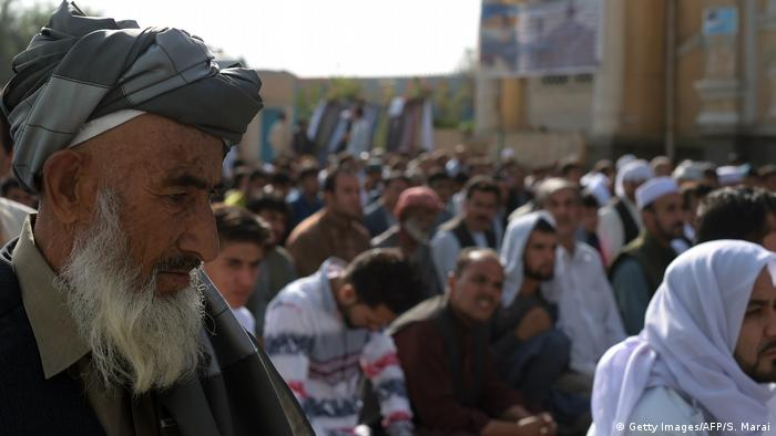 Afghanistan Kabul Islamisches Opferfest