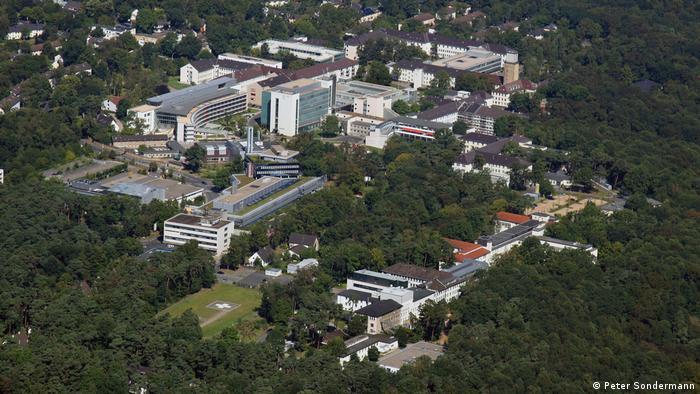 Университетская клиника Бонна