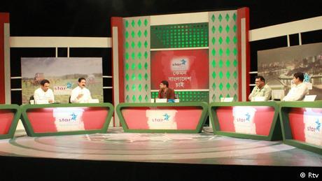 Bangladesch Talkshow 'kamon bangladesh chai'