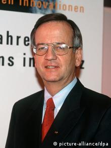 O Xάινριχ φον Πίρερ το 2000
