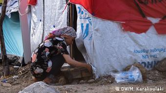 Για άθλιες συνθήκες στη Μόρια κάνει λόγο νοσηλεύτρια των Γιατρών Χωρίς Σύνορα