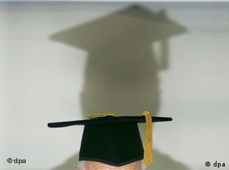picture of academic headwear