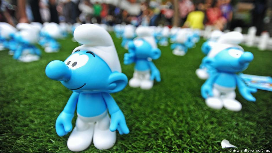 從漫畫書躍上大螢幕 風靡全球的藍色小精靈歡慶60歲生日