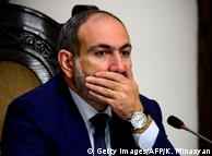 Armeniens Ministerpräsident tritt zurück