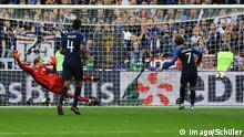 UEFA Nations League | Frankreich vs. Deutschland | 2. TOR Frankreich