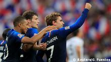 Liga das Nações: Holanda renascida e Alemanha irreconhecível