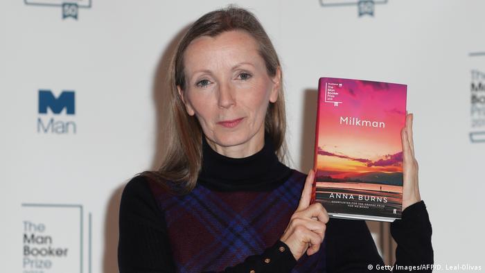 Man Booker Prize 2018   Anna Burns
