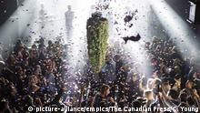 Kanada Legalisierung von Cannabis (picture-alliance/empics/The Canadian Press/C. Young)