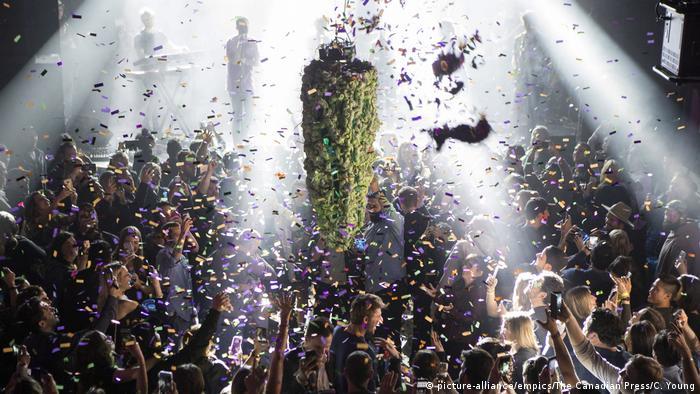 Kanada Legalisierung von Cannabis