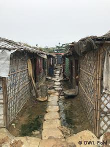 Bangladesch Rohingya Flüchtlings Camp