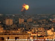 Palästinenser bei israelischem Luftangriff in Gaza getötet