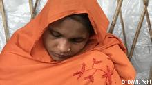 Rohingya Flüchtlings Camp Fatima