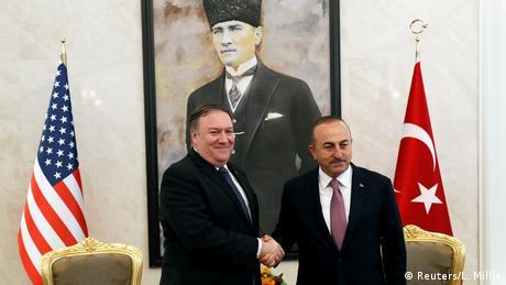 Κορυφώνεται η ένταση ΗΠΑ-Τουρκίας