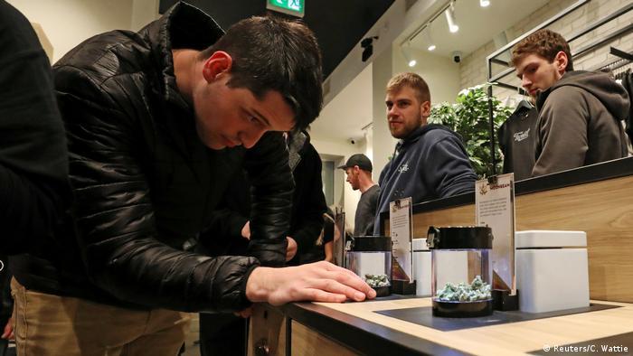 Kanada Legalisierung von Cannabis (Reuters/C. Wattie)