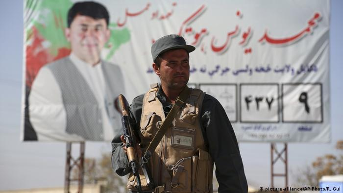 Vojni izlazak na aerodrom Kandahar