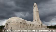 Erinnerungsstätten des Ersten Weltkriegs   Frankreich Douaumont