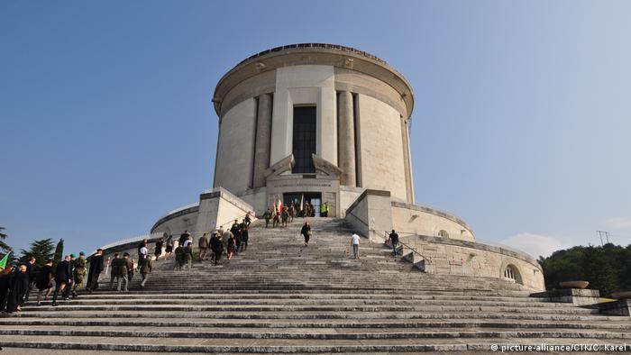 Erinnerungsstätten des Ersten Weltkriegs | Italien (picture-alliance/CTK/C. Karel)