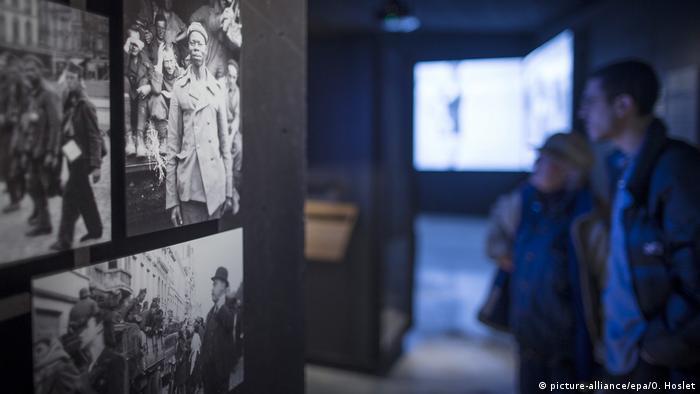 Erinnerungsstätten des Ersten Weltkriegs | Belgien Mons (picture-alliance/epa/O. Hoslet)