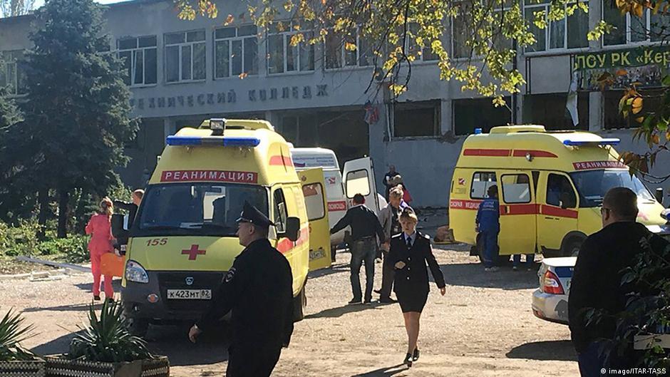 Как в Германии предотвращают атаки, аналогичные трагедии в Керчи