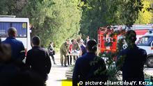 Russland, Kerch: 10 Tote bei Explosion in einem College