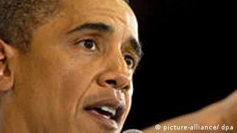 Der amerikanische Präsident im Profil (Foto: dpa)