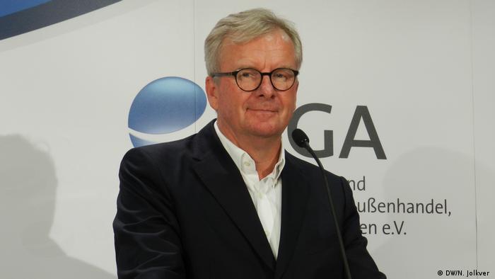 Holger Bingmann, predsjednik Saveza trgovine na veliko, vanjske trgovine i uslužnih djelatnosti (BGA)