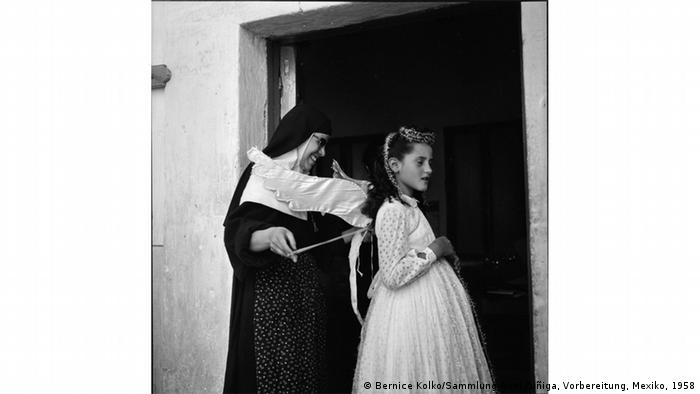Imagen en blanco y negro, parte de la colección Ariel Zúñiga.