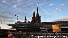 Köln - Nach Geiselnahme im Kölner Hauptbahnhof