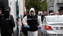 Türkei | Türkische Polizei durchsucht saudi-arabisches Konsulat