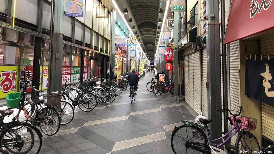 犯罪溫床、色情行業群聚、毒蟲天堂...  中國資金入主大阪貧民窟「西成區」,地價上漲5.6%