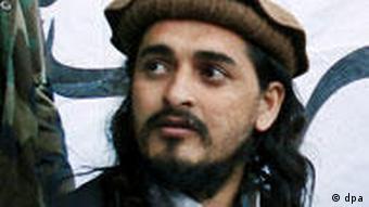 Porträt von Hakeemullah Mehsud, neuer Taliban-Führer (Foto: dpa)