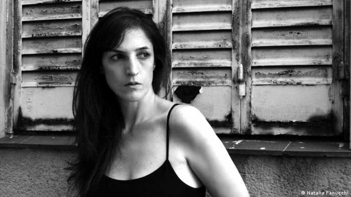 Vera Giaconi, escritora uruguaya
