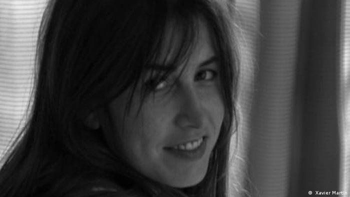 Carla Maliandi, escritora argentina