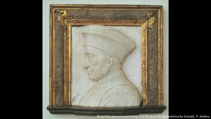 Relief portrait of Cosimo de' Medici (bpk/Skulpturensammlung und Museum für Byzantinische Kunst/J. P. Anders)