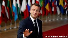 Belgien | Beginn EU-Gipfel mit Beratungen zum Brexit