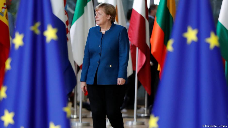 Angela Merkel dhe e ardhmja e BE