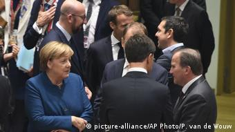 Belgien   EU-Gipfel mit Beratungen zum Brexit