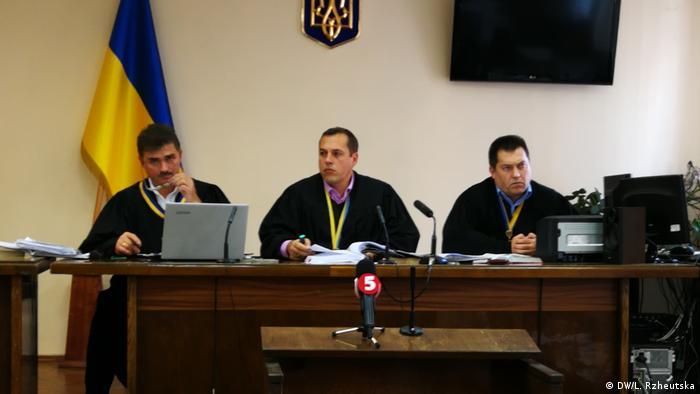 Судові слухання у справі Лавриновича